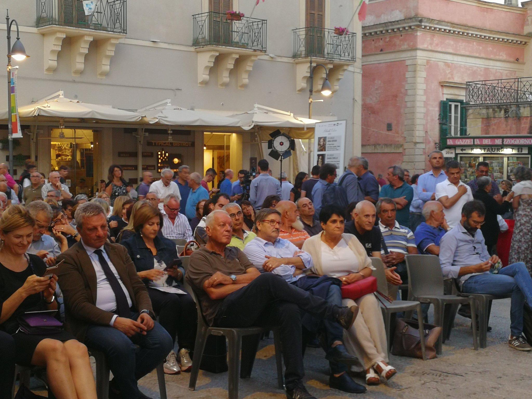 Giovani e pensioni. Matera 2019