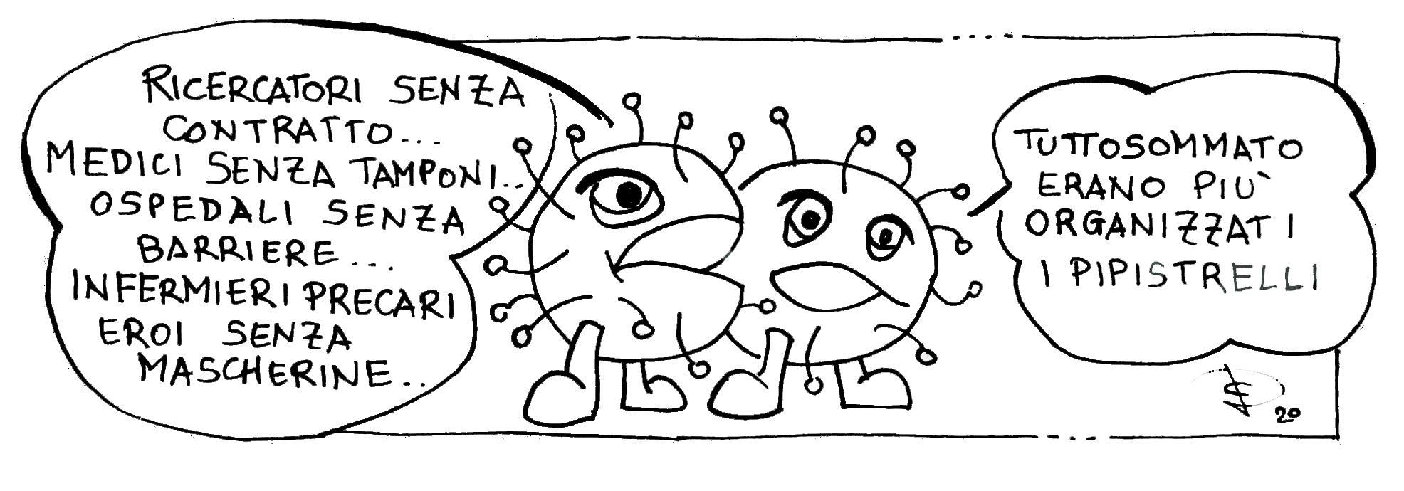 vignetta di Pietro Ferrara