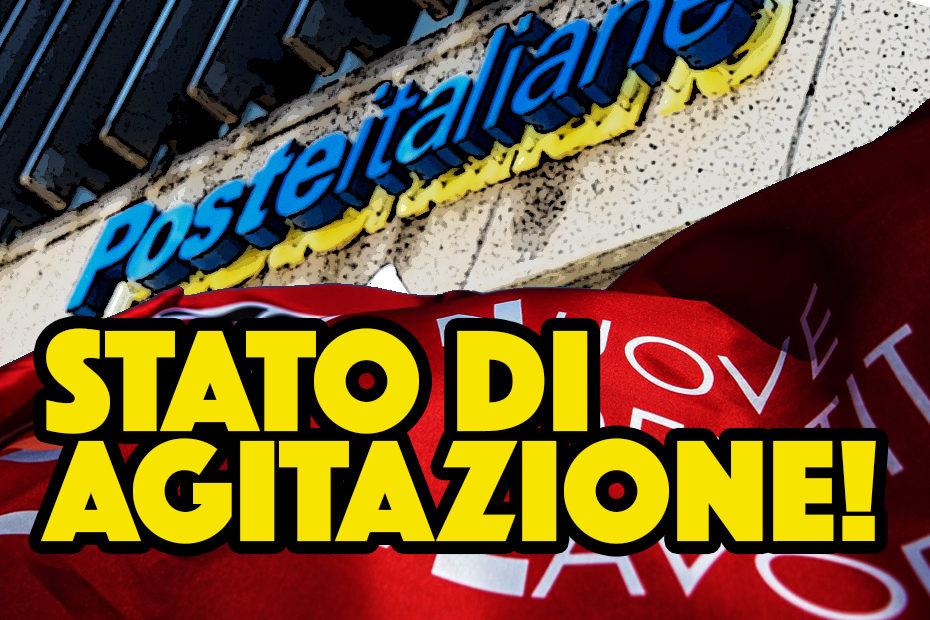 Stato di Agitazione autisti somministrati Poste Italiane