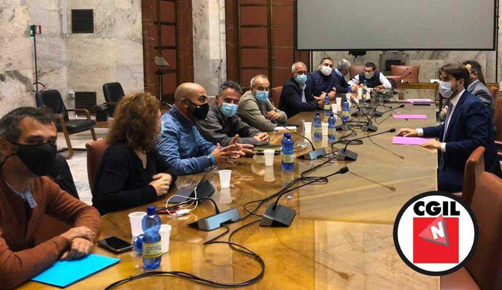 Somministrati Poste Italiane Incontro al MISE del 29 settembre 2020Felsa CISL NIdiL Cgil UILTemp