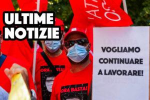 POSTE ITALIANE. Sindacati, Gli accordi vanno rispettati. Stato di agitazione prosegue
