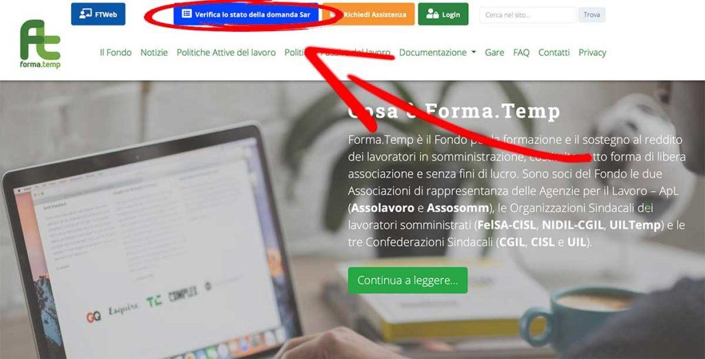 Homepage Formatemp
