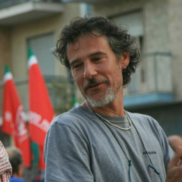 Davide Franceschin Segretario Nazionale NIdiL Cgil