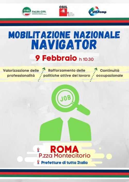 Volantino Navigator 9 febbraio 2020
